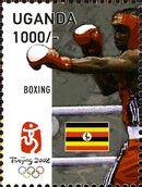Uganda 2008 29th Olympic Games 2008 - Beijing c