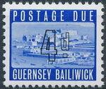 Guernsey 1969 Castle Cornet and St. Peter Port d