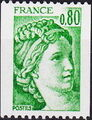 France 1977 Sabine after Jacques-Louis David (1748-1825) (1st Issue) c.jpg