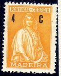 Madeira 1929 Ceres (London Issue) b
