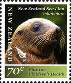 New Zealand 2012 New Zealand Sea Lion b