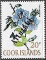 Aitutaki 1972 Flowers from Cook Islands Overprinted AITUTAKI g.jpg