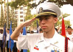 NJROTC Cadet