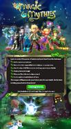 Magic and mythies long promo
