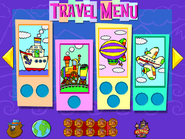 Atw travel menu