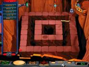 Robot Maze level 1