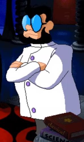 Image of Professor Sparks.