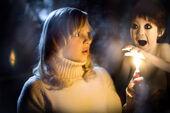 Anna-Faris-and-Garrett-Masuda-in-Scary-Movie-4-2006-Movie-Image