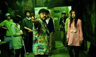 Interviews takashi-shimizu
