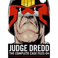 Judge Dredd Case Files 04