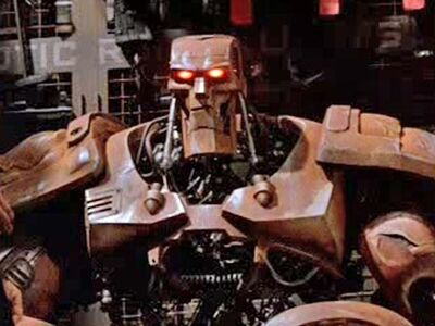 ABC Warrior Robot