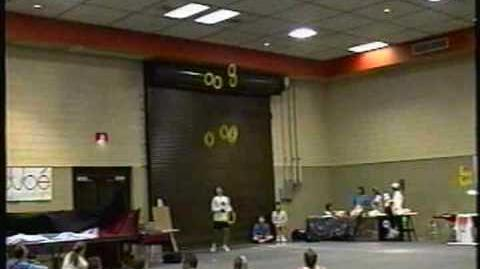 Albert Lucas 10 Ring Qualify