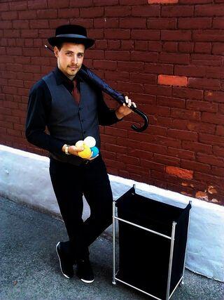 Gentleman Juggler