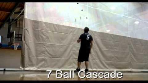 Alex Rumford Juggling 5-10 Balls