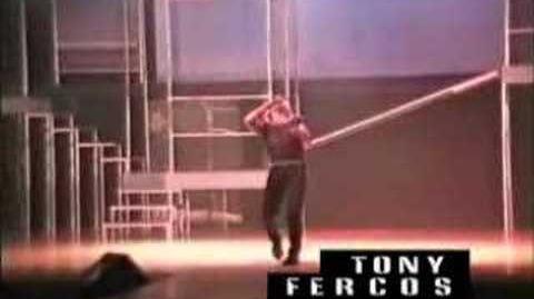 Tony Fercos World Record Juggling
