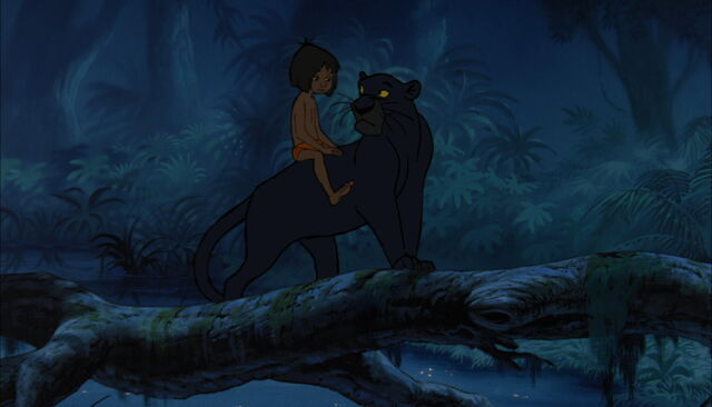 File:Mowgli and Bagheera (Disney).jpg