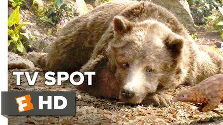 The Jungle Book TV SPOT - Meet the Voice of Baloo (2016)