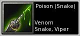 Poison Snake quick short