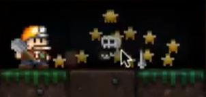 Jackfighting skull