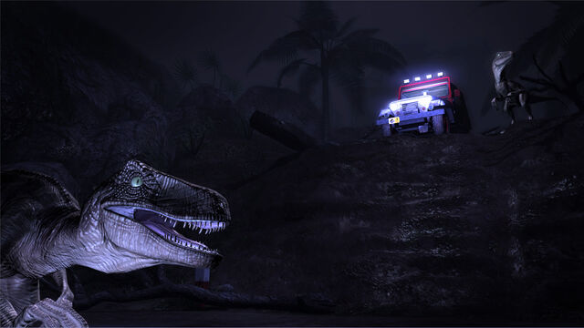 File:Raptors and Nerdys jeep JP Telltale.jpg
