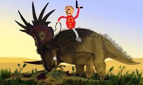 File:Styracosaurus rider2.jpg