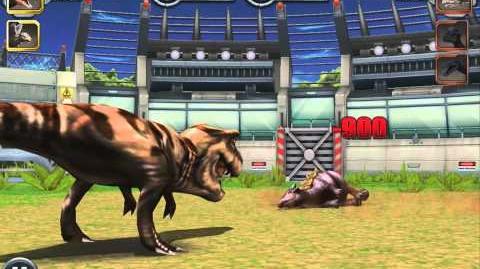 Jurassic Park Builder - New Battle Arena