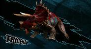 Jurassic park 2015 triceratops