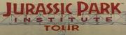 Jurassic Park Institute tour logo