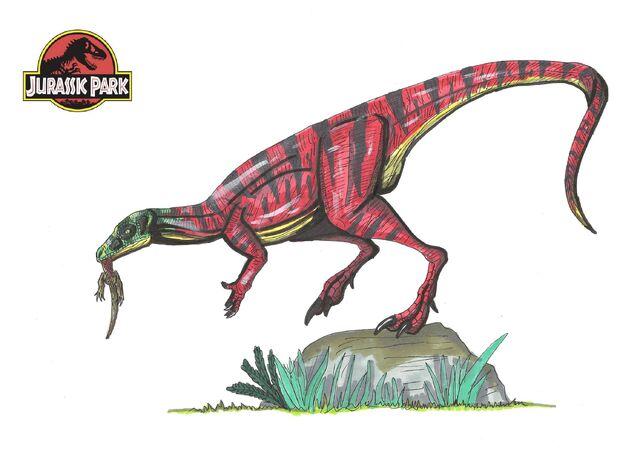 File:Jurassic park eoraptor by hellraptor-d43lzfx.jpg