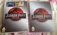 DVD trilogy box