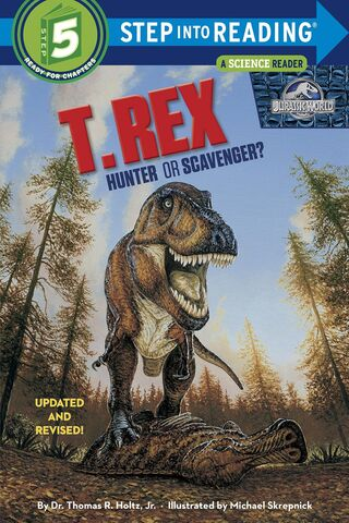 File:T rex hunter or scavenger 2015.jpg