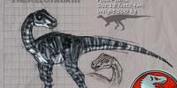Dinosaurs cut from Jurassic Park: Operation Genesis