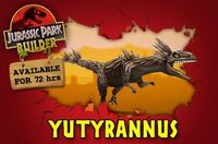 JPB Yutyrannus