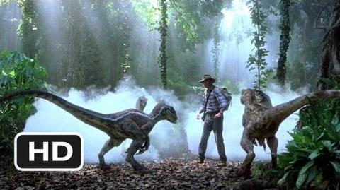 Jurassic Park 3 (6 10) Movie CLIP - What Are You Doing Here? (2001) HD
