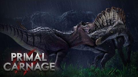 T-Rex vs