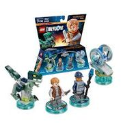 Lego Dimensions Jurassic World