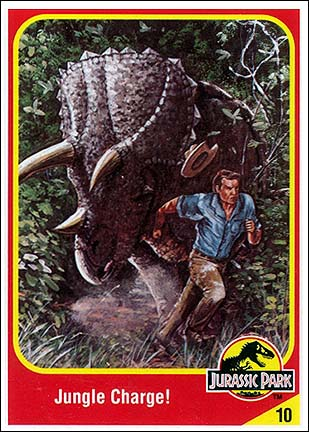 Archivo:Triceratops collector card.jpg