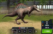 Spinosaurus Base