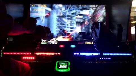 Jurassic Park Arcade - Gameplay & Ending