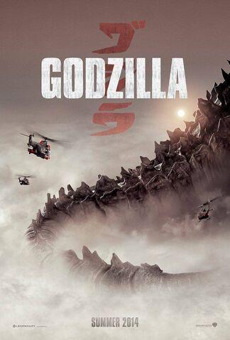 File:GODZILLA 2014 New Official Poster.jpg