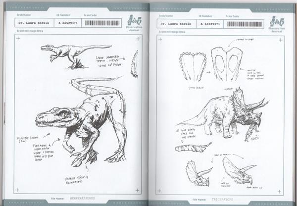 InGen Field Guide 3.2