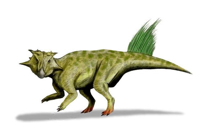 File:Psittacosaurus sibiricus whole BW.jpg