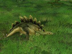 Stegosaurus JPOG