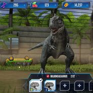 JW TG Majungasaurus