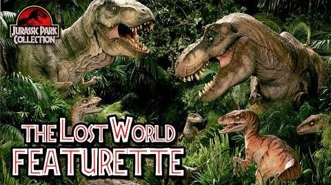 The Lost World Featurette