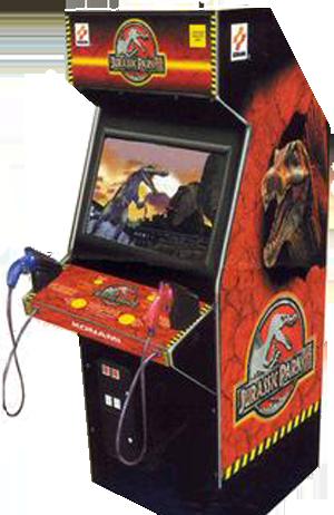 Jurassic Park III (arcade game) | Jurassic Park wiki | FANDOM ...