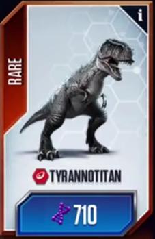Tyrannotitan