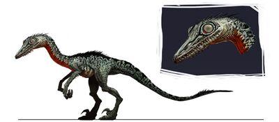 Jp troodon