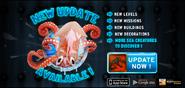 Squid updates