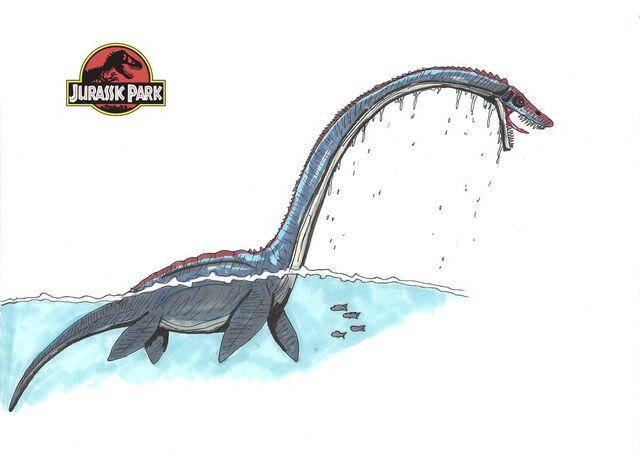 File:Jurassic park elasmosaurus by hellraptor-d4gyps4.jpg